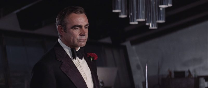 Lookbook James Bond Sean Connery Musk Men S Blog