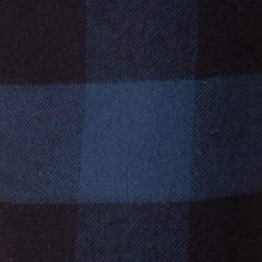Cuadros Buffalo Azul Negro 0842