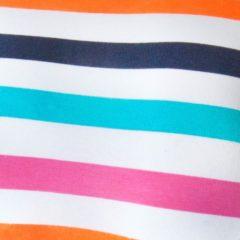 Franjas Colores Neon
